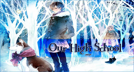 Our High School - Winter Logo Version by usako12