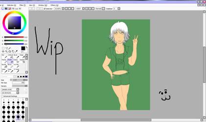 *WIP* by usako12