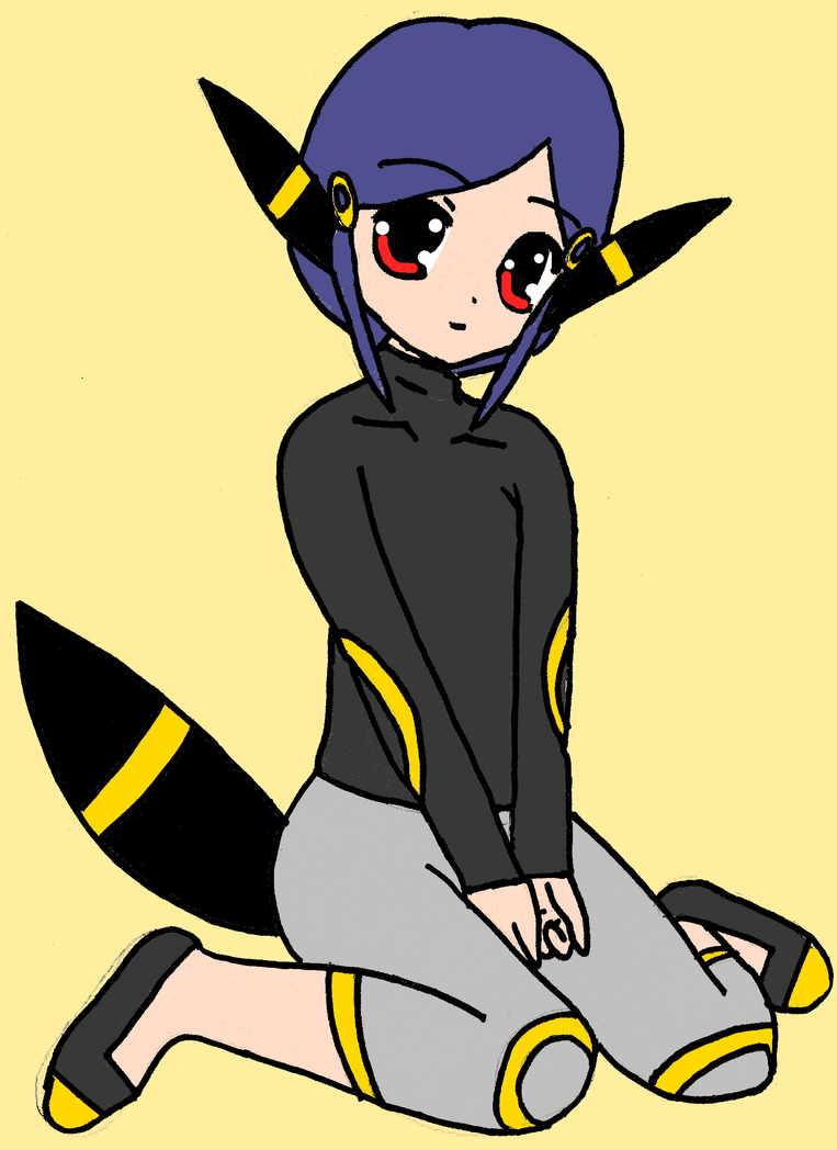 Umbreon Human Form | w...