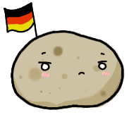Hetalia LOL Icons - Potato Germany by HetaliaIcons