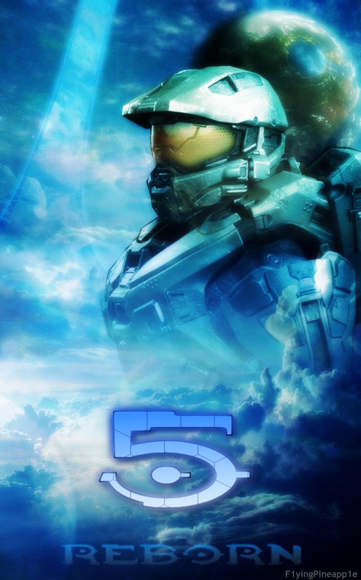 Halo 5: Reborn by F1yingPinapp1e