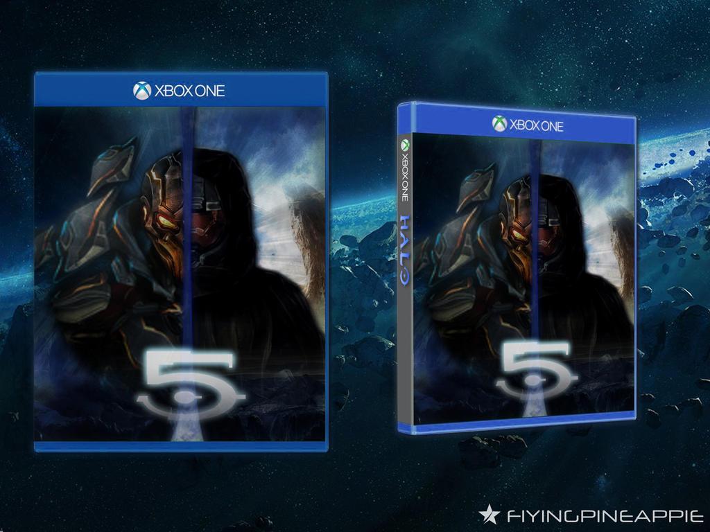 Halo 5 [Box Arts] by F1yingPinapp1e