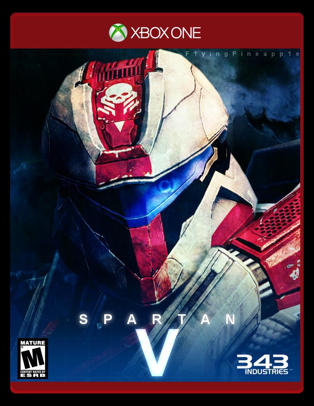 Halo: Project V by F1yingPinapp1e