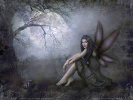 Woodfairy -Night Version- by elisafox