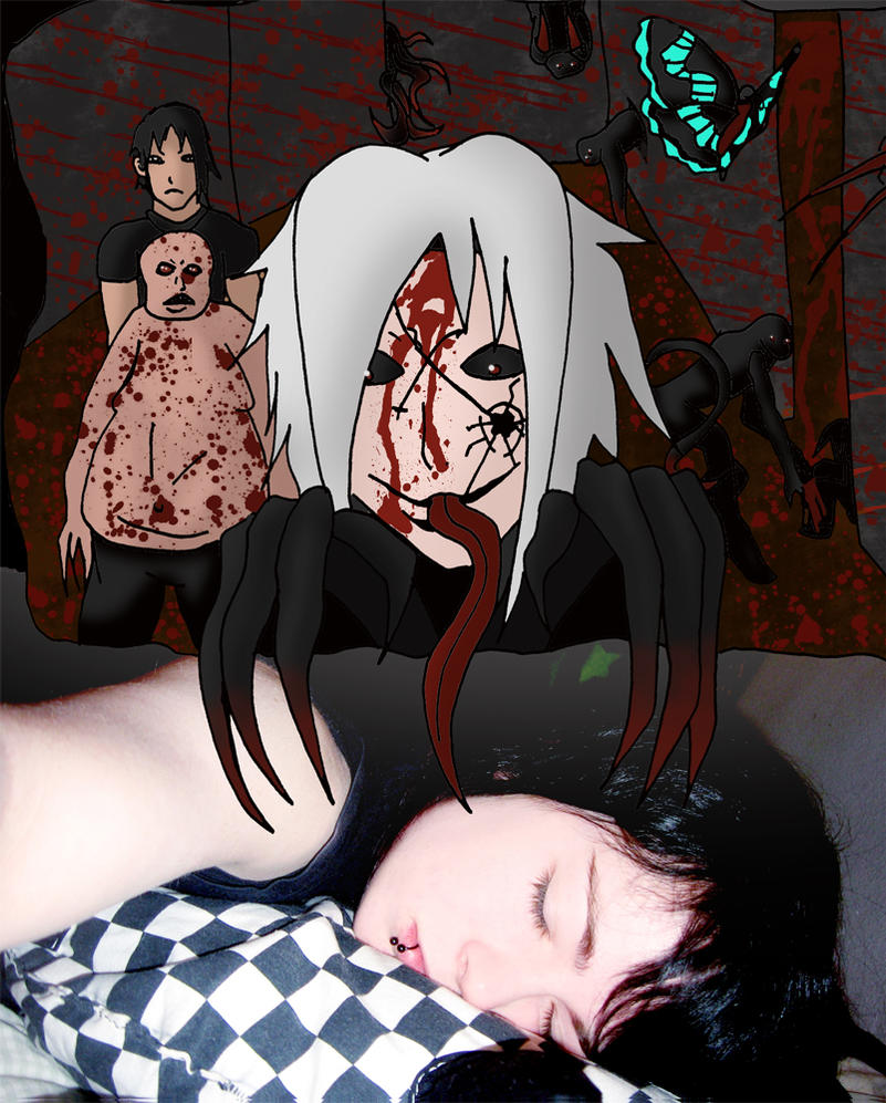 Those precious Nightmares by Zerodomon