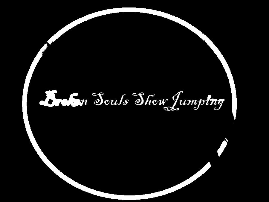 Beguiners Show Jumping Broken_souls_showjumping_logo_by_tatiilange-d3hs36w