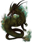 Ketu Dragon by tatiilange