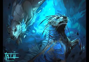 Underwater by tatiilange