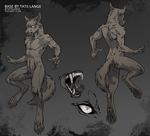Wolf BASE ! by tatiilange