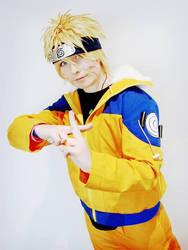 My Naruto cosplay!