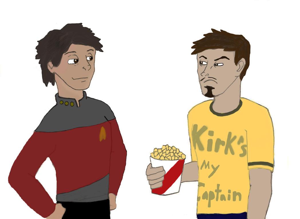 What pair of geeks by disneyangel89