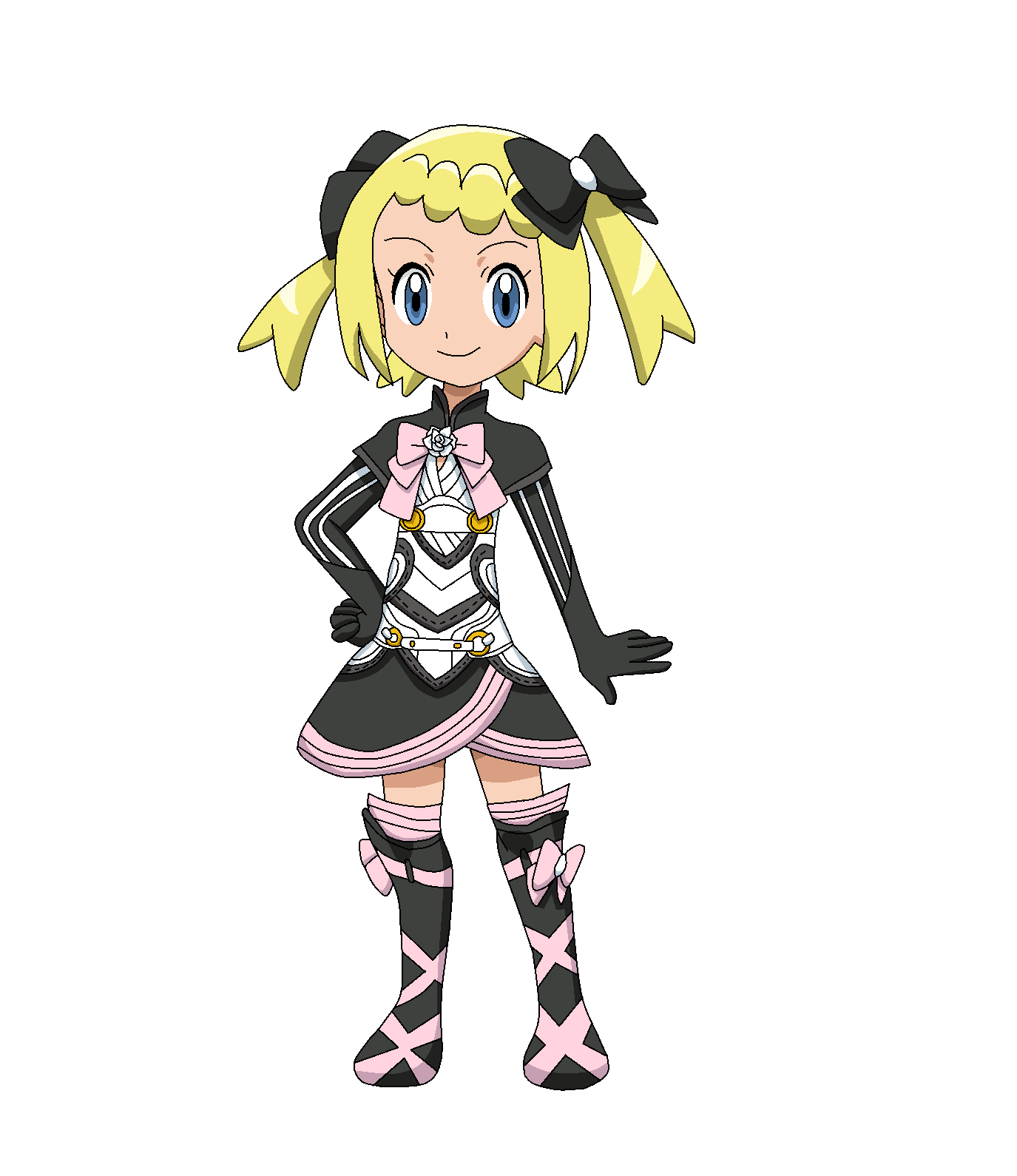 X And Y Anime Characters : Pokemon and y bonnie images