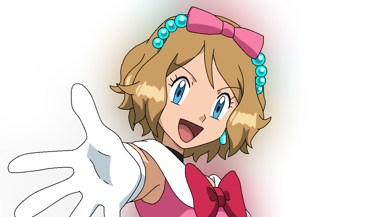 Pokemon Xy Serena Aim To Be A Kalos Queen By Aquamimi123