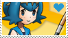 PKMN Sun and moon - Lana Stamp by Aquamimi123