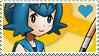 PKMN Sun and moon - Lana Stamp by Aquamimi123