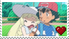 PKMN Sun and moon - Aureliashipping Stamp by Aquamimi123