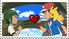 PC -  Ash x Sawyer Stamp by Aquamimi123