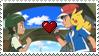 PC -  Ash x Sawyer Stamp by Aquamimi123