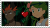 PKMN Sun and moon - Spiceshipping Stamp by Aquamimi123