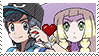 PKMN Sun and moon - ShiningsunShipping stamp