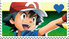 Pokemon XYZ - Ash stamp by Aquamimi123