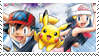 PKMN DP - Pearlshipping Stamp by Aquamimi123