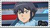 PKMN XY - Alain fan stamp by Aquamimi123