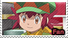 PKMN XY - Mairin fan stamp by Aquamimi123