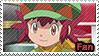 PKMN XY - Mairin fan stamp by Aquamimi123