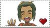 PC -  Hau Stamp by Aquamimi123