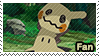 PC -  Mimiky fan stamp by Aquamimi123