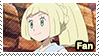 Lillie Z-powered form outfit (Anime) - fan stamp by Aquamimi123