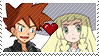 PKMN Stamp - Researchershipping Stamp by Aquamimi123