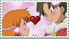 PKMN anime Shipping - OrangeShipping Stamp by Aquamimi123