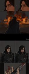 Maglor's Life by LadyYenBug