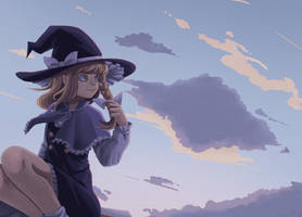 Early Morning Marisa