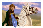 Meriadoc the Magnificent by sandelwood