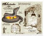 HP Beastiary - Ashwinder