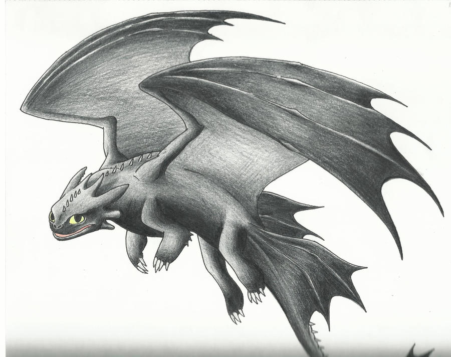 how to train your dragon become friends toothless