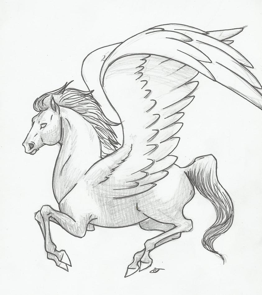Uncategorized Drawings Of Pegasus winged pegasus by huntergirl463 on deviantart huntergirl463