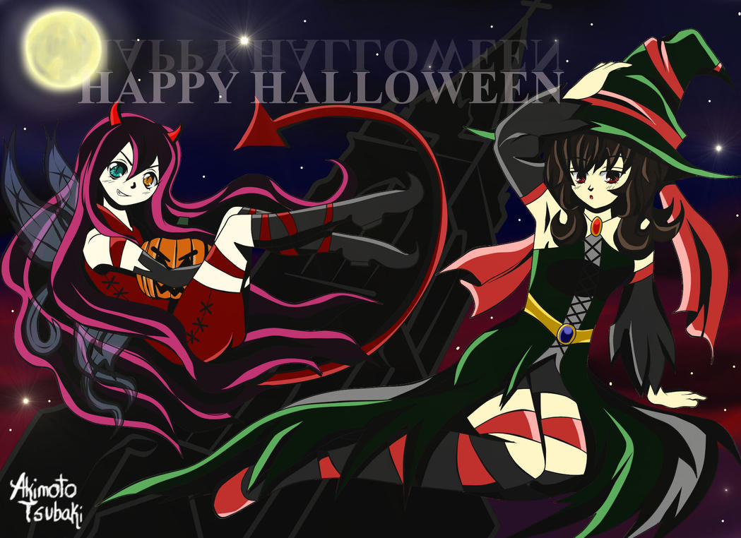 All Hallows' Eve---LH5W Style~ by Aloubell