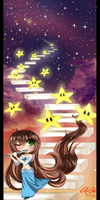 Alluring them With Music~ A Trail of Stars