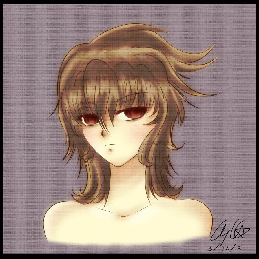 A Softer Aki by Lady--Nyx