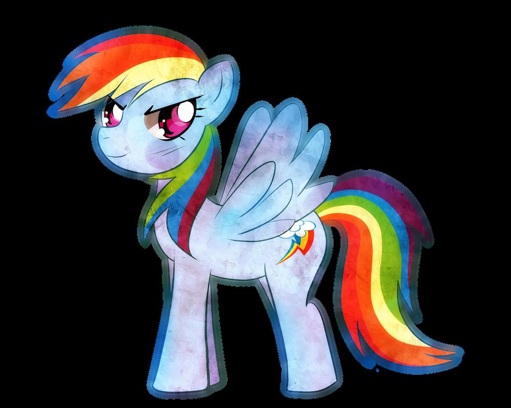 Equestria's Rainbow by Lady--Nyx