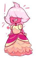 Padparadscha by cometcrumbs