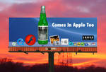 Jones Soda Billboard by TheRealSlink