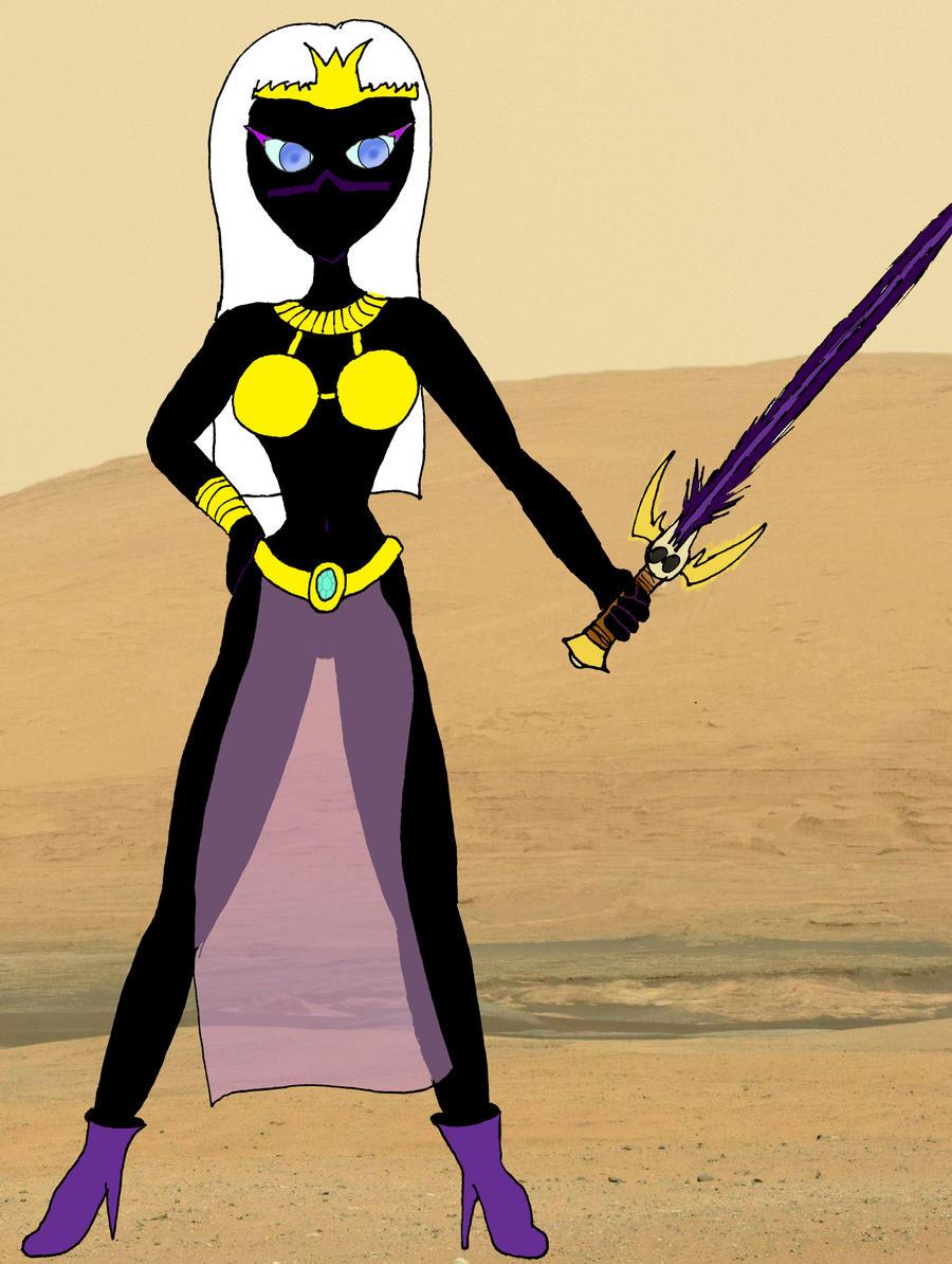 queen tyrahnee