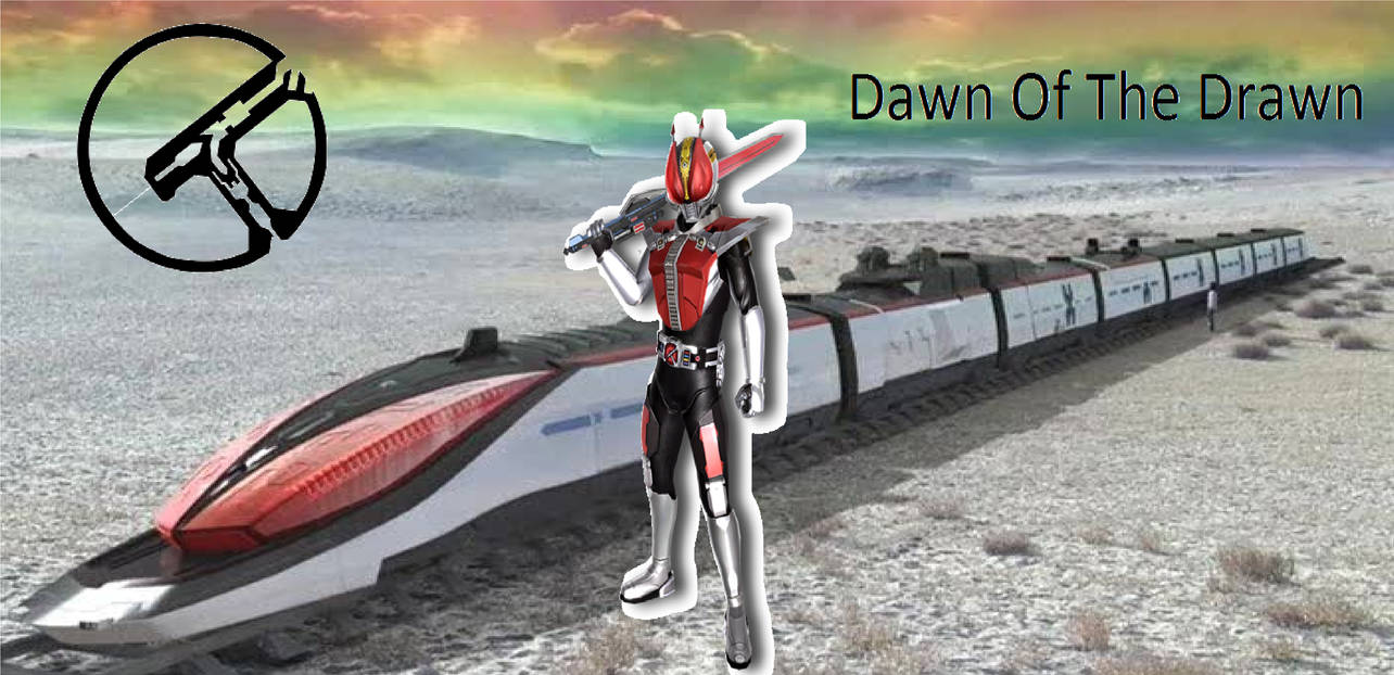 Kamen Rider Den-O Comes to Dawn Of The Drawn by usermicko on
