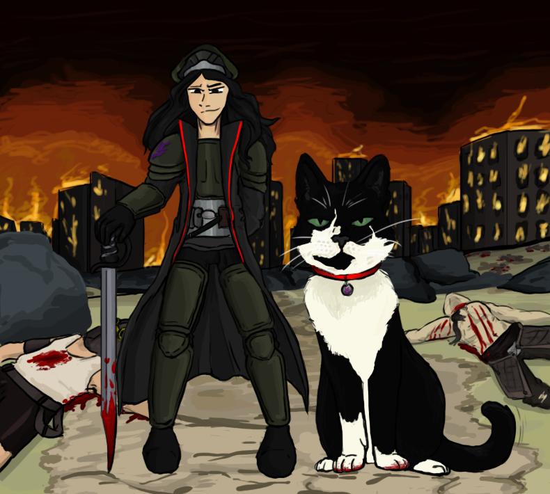 Raider City by ToriFross