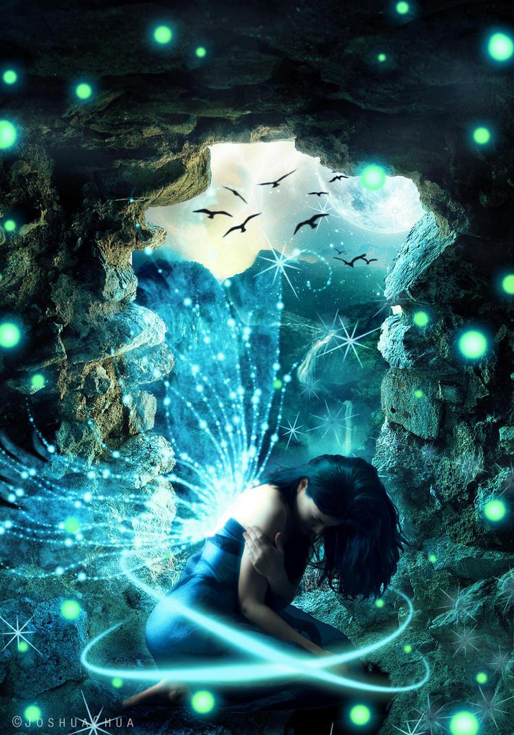 water fairy wallpaper beautiful - photo #21